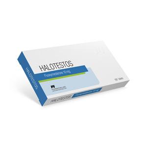 Kaufen Sie Fluoxymesteron (Halotestin): Halotestos 10 Preis