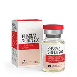 Kaufen Sie Trenbolon-Mix (Tri Tren): Pharma 3 Tren 200 Preis