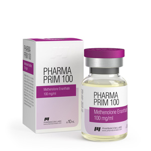 Kaufen Sie Methenolon-Enanthogenat (Primobolan-Depot): Pharma Prim 100 Preis