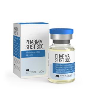 Kaufen Sie Sustanon 250 (Testosteronmischung): Pharma Sust 300 Preis