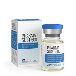 Kaufen Sie Sustanon 250 (Testosteronmischung): Pharma Sust 500 Preis