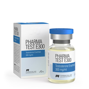 Kaufen Sie Testosteron Enanthate: Pharma Test E300 Preis
