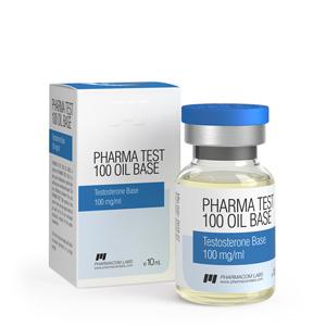 Kaufen Sie Testosteronbasis: Pharma Test Oil Base 100 Preis