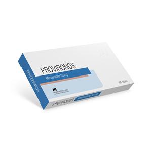 Kaufen Sie Mesterolon (Proviron): Provironos 50 Preis