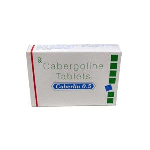 Kaufen Sie Cabergolin (Cabaser): Caberlin 0.5 Preis