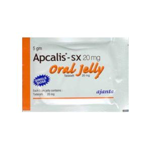 Kaufen Sie Tadalafil: Apcalis SX Oral Jelly Preis