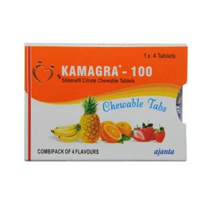 Kaufen Sie Sildenafil Citrat: Kamagra Chewable Preis