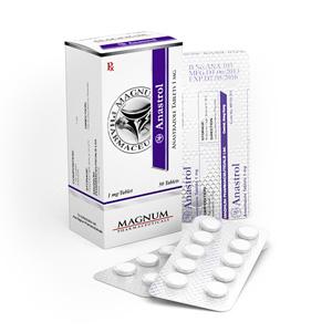 Kaufen Sie Anastrozol: Magnum Anastrol Preis