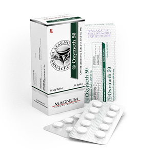Kaufen Sie Oxymetholon (Anadrol): Magnum Oxymeth 50 Preis