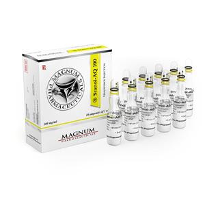Kaufen Sie Stanozolol-Injektion (Winstrol-Depot): Magnum Stanol-AQ 100 Preis