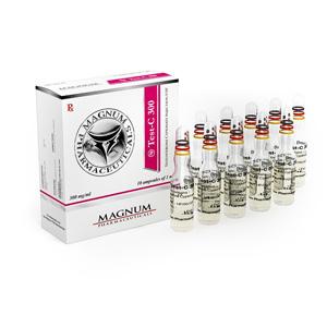 Kaufen Sie Testosteron Cypionat: Magnum Test-C 300 Preis