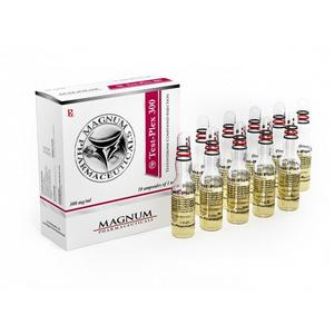 Kaufen Sie Sustanon 250 (Testosteronmischung): Magnum Test-Plex 300 Preis