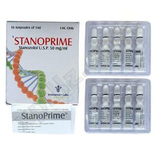 Kaufen Sie Stanozolol-Injektion (Winstrol-Depot): Stanoprime Preis