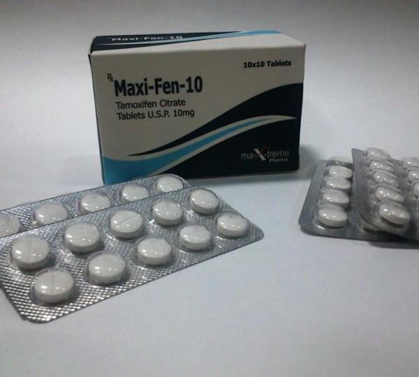 Kaufen Sie Tamoxifencitrat (Nolvadex): Maxi-Fen-10 Preis