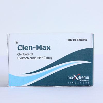 Kaufen Sie Clenbuterolhydrochlorid (Clen): Clen-Max Preis