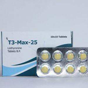 Kaufen Sie Liothyronin (T3): T3-Max-25 Preis