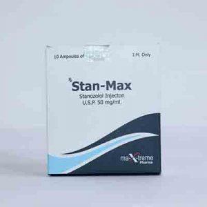 Kaufen Sie Stanozolol-Injektion (Winstrol-Depot): Stan-Max Preis