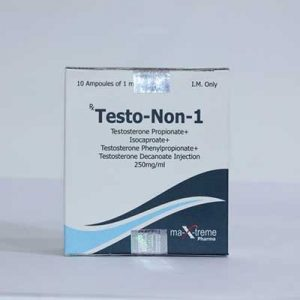 Kaufen Sie Sustanon 250 (Testosteronmischung): Testo-Non-1 Preis