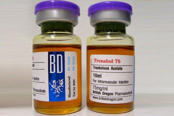 Kaufen Sie Trenbolonacetat: Trenbolone-75 Preis