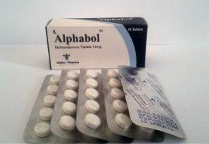 Kaufen Sie Methandienon oral (Dianabol): Alphabol Preis