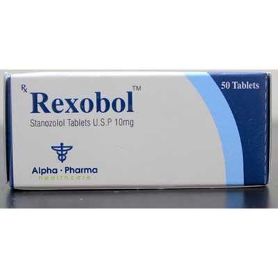 Kaufen Sie Stanozolol oral (Winstrol): Rexobol-10 Preis