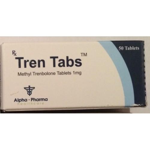 Kaufen Sie Methyltrienolon (Methyltrenbolon): Tren Tabs Preis