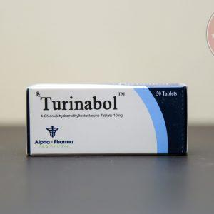 Kaufen Sie Turinabol (4-Chlordehydromethyltestosteron): Turinabol 10 Preis