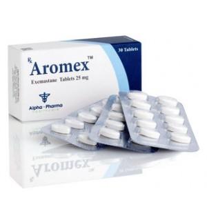 Kaufen Sie Exemestan (Aromasin): Aromex Preis