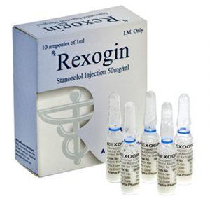 Kaufen Sie Stanozolol-Injektion (Winstrol-Depot): Rexogin Preis