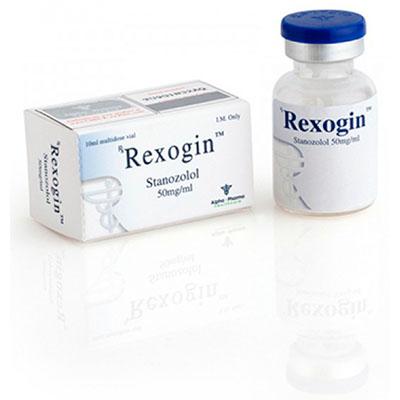Kaufen Sie Stanozolol-Injektion (Winstrol-Depot): Rexogin (vial) Preis