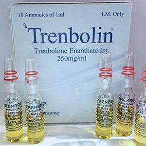 Kaufen Sie Trenbolon-Enanthogenat: Trenbolin (ampoules) Preis