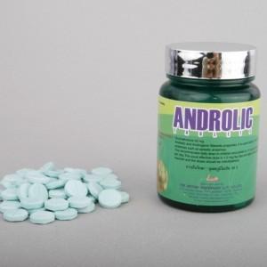 Kaufen Sie Oxymetholon (Anadrol): Androlic Preis