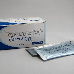 Kaufen Sie Testosteronpräparate: Cernos Gel (Testogel) Preis