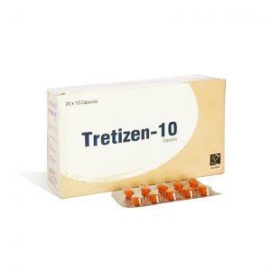 Kaufen Sie Isotretinoin (Accutane): Tretizen 10 Preis
