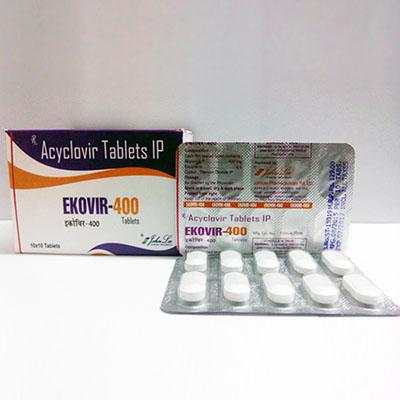 Kaufen Sie Acyclovir (Zovirax): Ekovir Preis