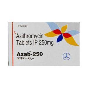 Kaufen Sie Azithromycin: Azab 250 Preis
