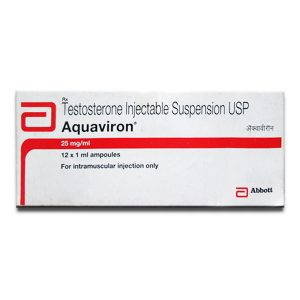 Kaufen Sie Testosteronsuspension: Aquaviron Preis