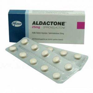 Kaufen Sie Aldacton (Spironolacton): Aldactone Preis