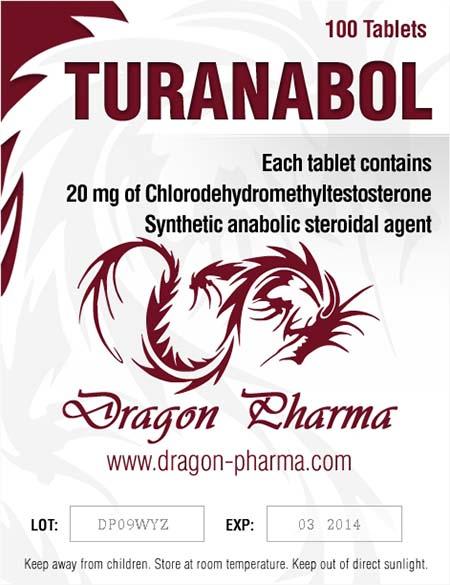 Kaufen Sie Turinabol (4-Chlordehydromethyltestosteron): Turanabol Preis